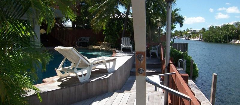 Islamoranda Florida KEys Ferienhaus USA