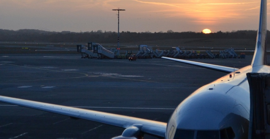 Flugangebote mit Lufthansa