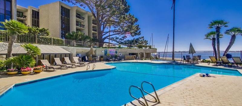 San-Diego-Bay-Front-Erholung-Pool