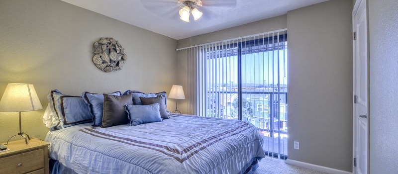 San Diego Ferienhaus Schlafen
